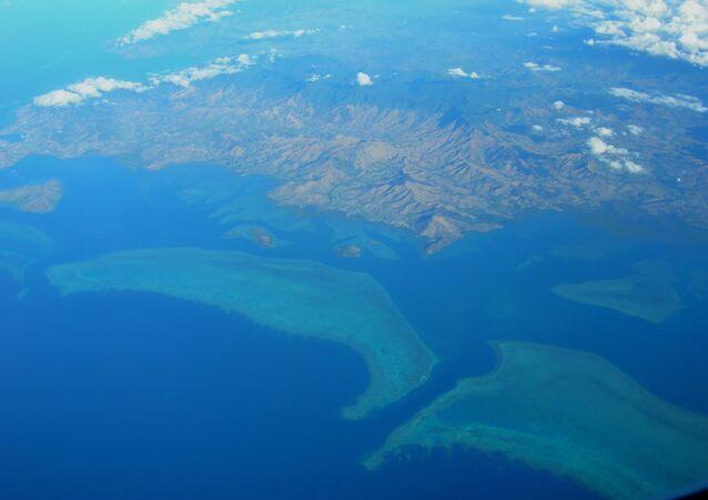 Las islas Fiyi