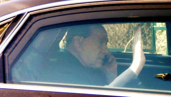 Italy's former Premier Silvio Berlusconi in Cesano Boscone, near Milan, Italy, Friday, March 6, 2015 - Sputnik Mundo