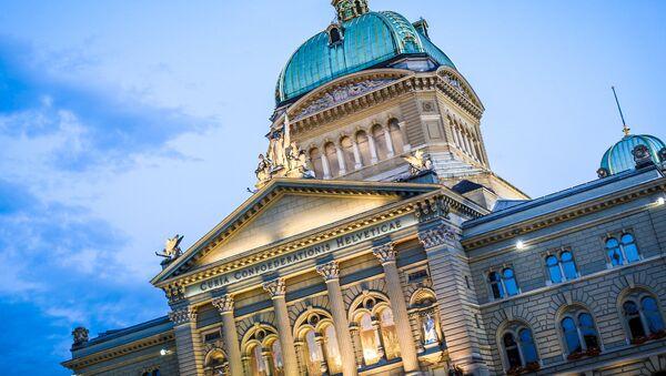 Palacio federal de Suiza - Sputnik Mundo