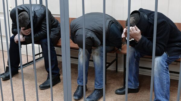 Sospechosos del asesinato de Nemtsov - Sputnik Mundo