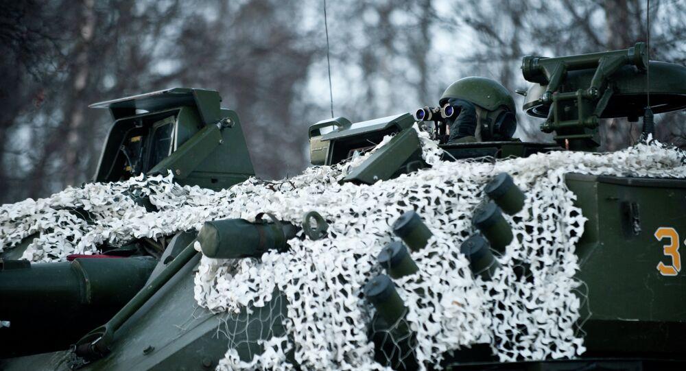 Fuerzas Armadas de Noruega