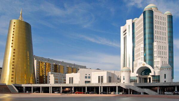 Views of Astana - Sputnik Mundo