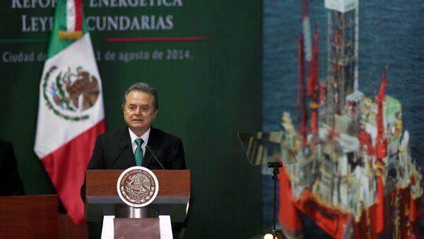 Pedro Joaquín Coldwell, Secretario de Energía de México - Sputnik Mundo