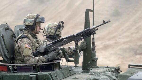 Militares de la OTAN - Sputnik Mundo