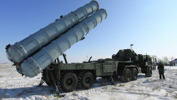 Sistema ruso S-400 - Sputnik Mundo