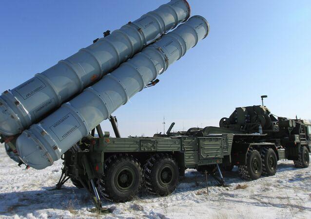 Un sistema ruso S-400