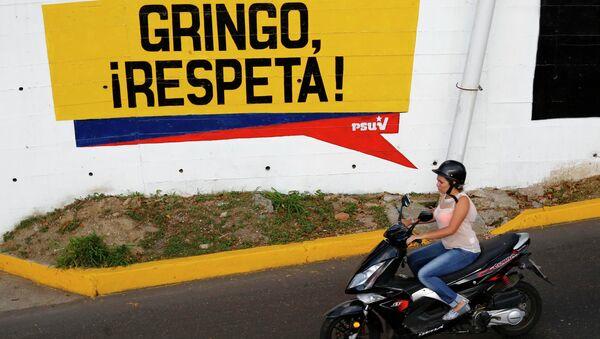 EEUU hostiga a Venezuela por elecciones parlamentarias, denuncia el PSUV - Sputnik Mundo
