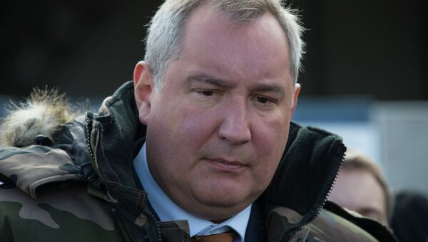 Dmitri Rogozin, vice primer ministro de Rusia - Sputnik Mundo