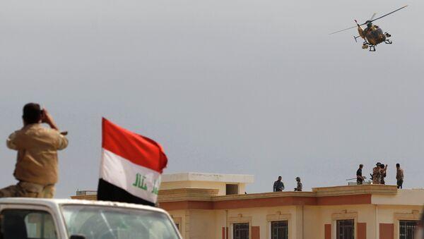 Las fuerzas de seguridad de Irak (archivo) - Sputnik Mundo