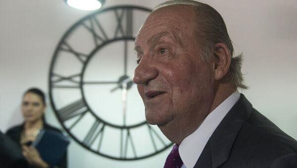 Juan Carlos I, el Rey emérito de España - Sputnik Mundo