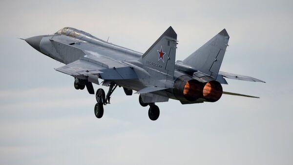 MiG-31 - Sputnik Mundo