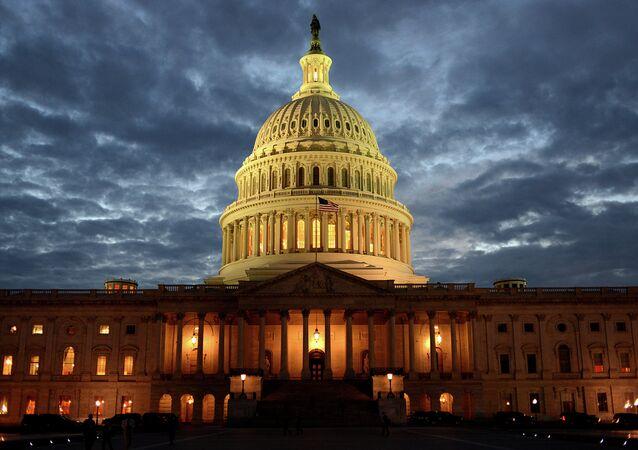 Capitolio de los Estados Unidos, sede del Congreso