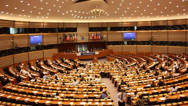 Parlamento Europeo (archivo) - Sputnik Mundo