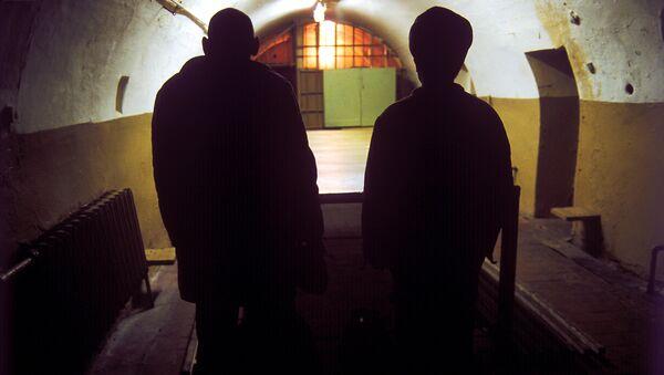 Condenados esperan una pena capital en el cárcel (Archivo) - Sputnik Mundo