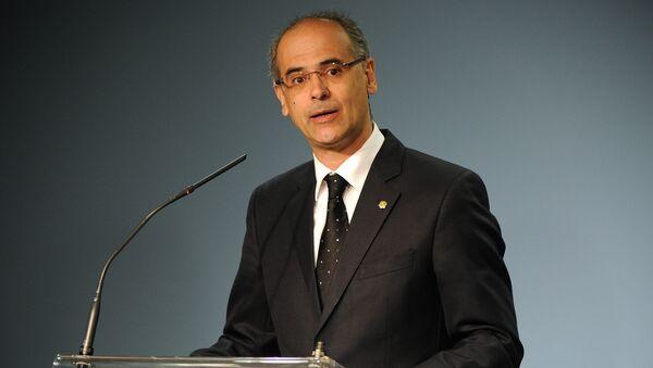 Antoni Martí, jefe del Gobierno de Andorra - Sputnik Mundo