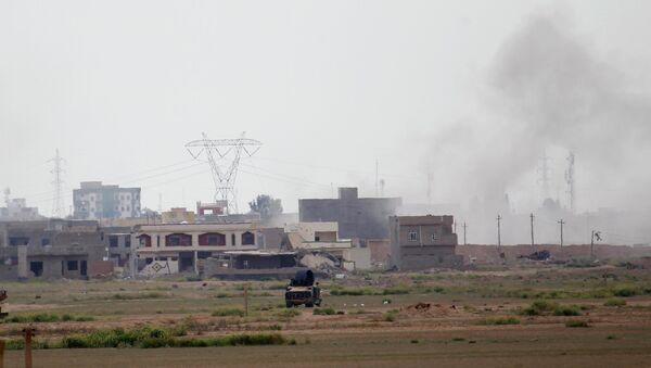 Situación en la ciudad de Tikrit - Sputnik Mundo