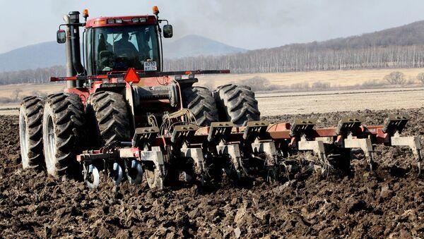 Terrenos agrícolas - Sputnik Mundo