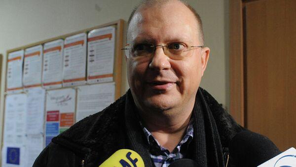 Leonid Svirídov - Sputnik Mundo