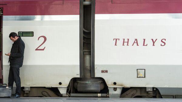 Un tren de Thalys - Sputnik Mundo