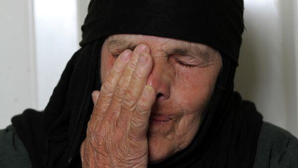 Mujer siria - Sputnik Mundo