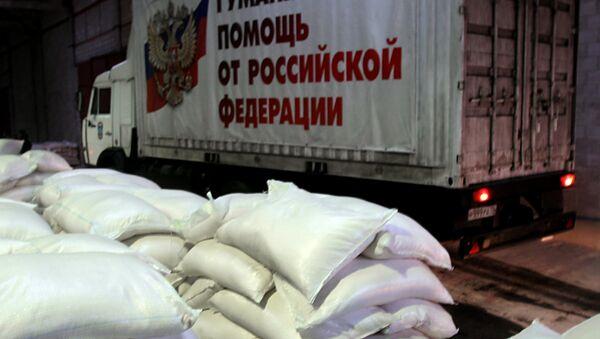 Rusia comienza los preparativos de su 50º convoy humanitario para Donbás - Sputnik Mundo