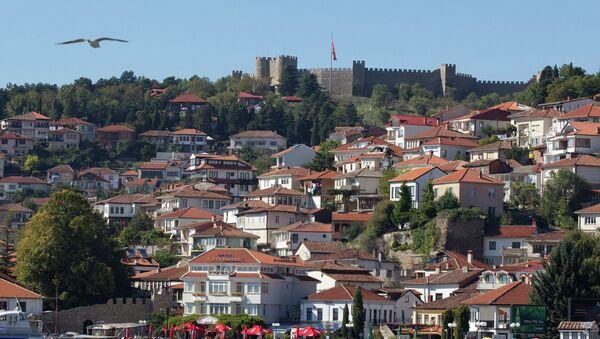 Город Охрид в Македонии - Sputnik Mundo