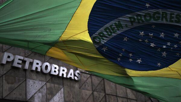 Sede de Petrobras - Sputnik Mundo