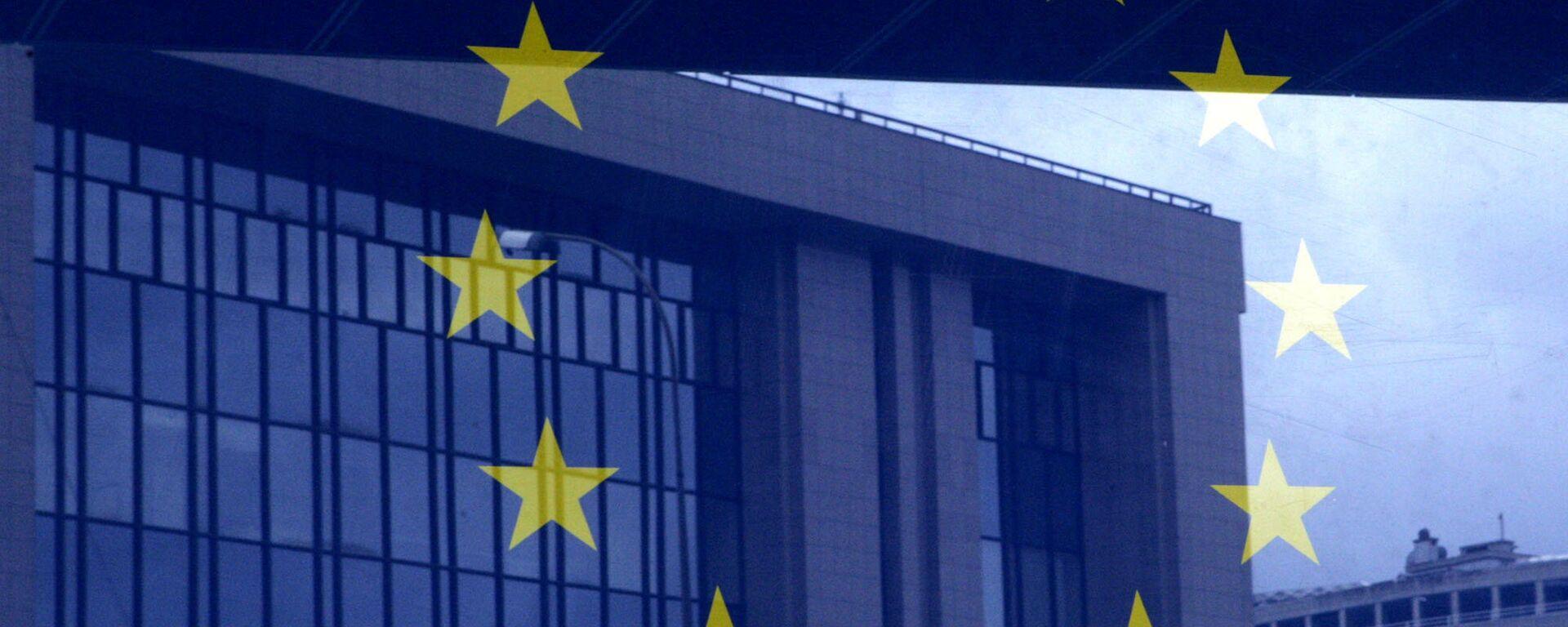La sede del Consejo de la UE - Sputnik Mundo, 1920, 12.04.2021