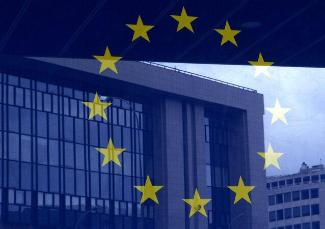 La sede del Consejo de la UE
