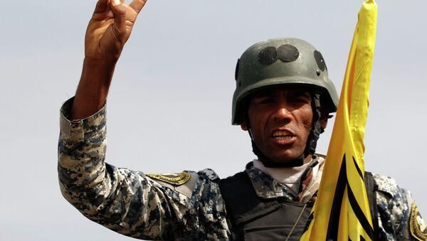 Militare iraquí (Archivo) - Sputnik Mundo