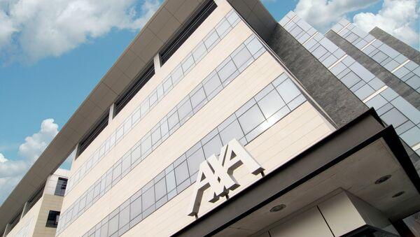 Edificio AXA Sede Madrid - Sputnik Mundo