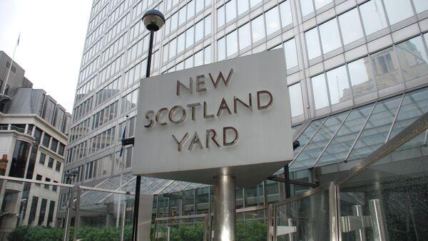 Investigan a Scotland Yard por presunto encubrimiento de poderosos pederastas británicos - Sputnik Mundo