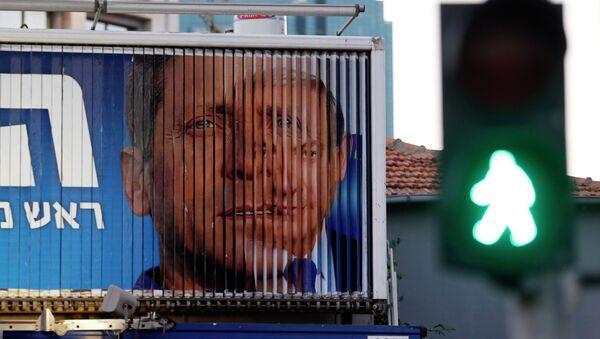 Israel celebra hoy unos comicios que podrían poner fin a la era Netanyahu - Sputnik Mundo