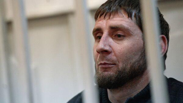 Zaur Dadáev, el checheno detenido por el asesinato de Boris Nemtsov - Sputnik Mundo