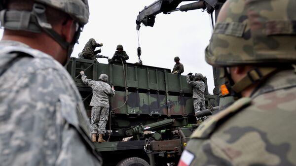 Patriot Training, Morag, Poland June 8, 2010 - Sputnik Mundo