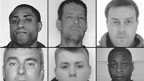 Reino Unido busca en España a diez peligrosos fugitivos - Sputnik Mundo