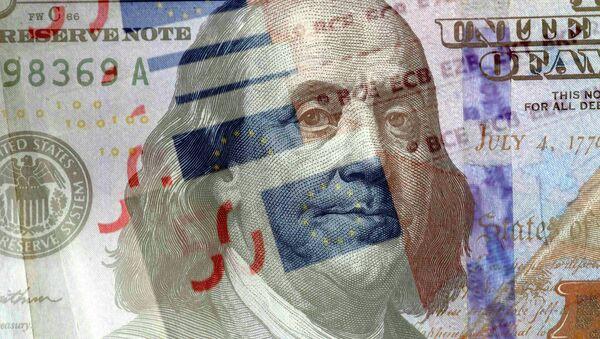La estructura de la deuda externa de Ucrania - Sputnik Mundo