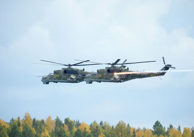 Mi-24 (archivo)
