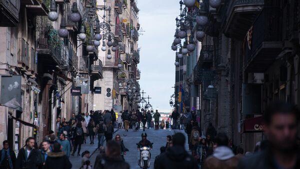 Barcelona - Sputnik Mundo