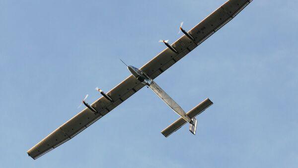 Solar Impulse 2 - Sputnik Mundo