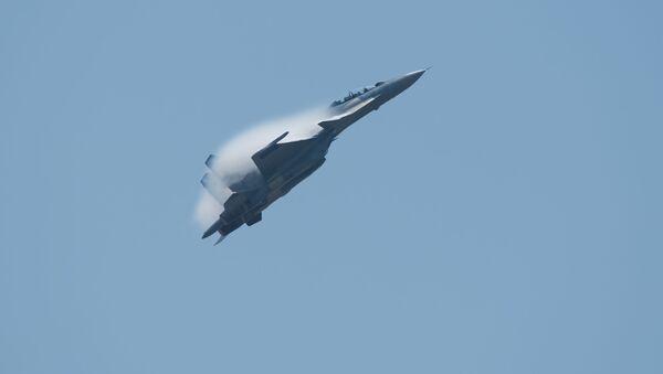 Caza Su-30MKM - Sputnik Mundo