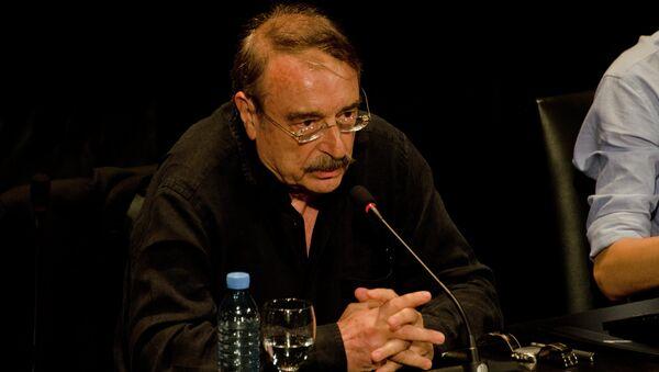 Ignacio Ramonet - Sputnik Mundo