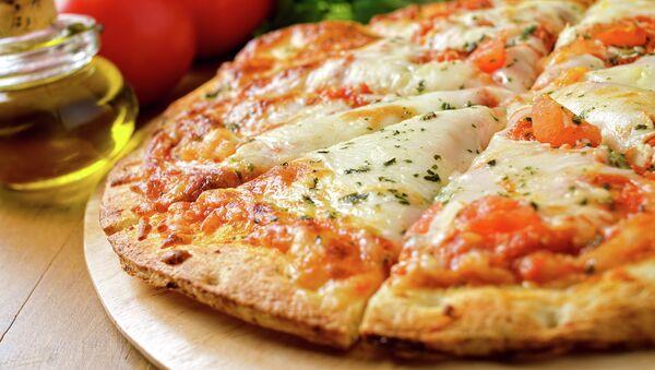 Pizza - Sputnik Mundo