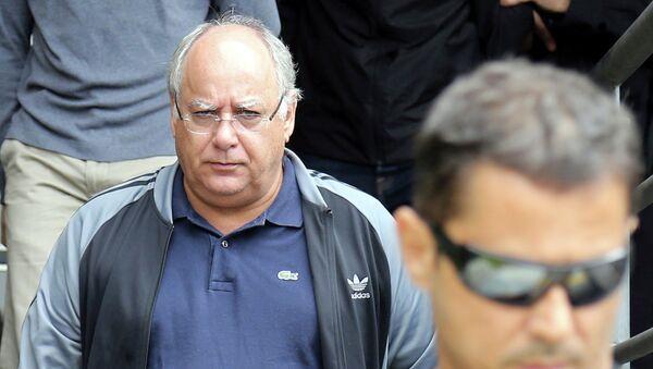 Renato Duque, exdirector de Servicios de Petrobras - Sputnik Mundo