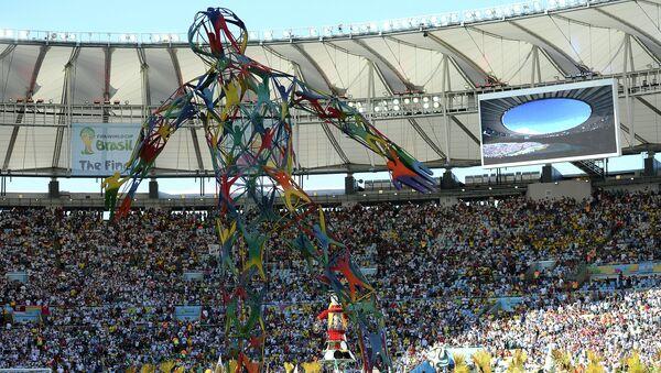 Estadio Maracanã - Sputnik Mundo