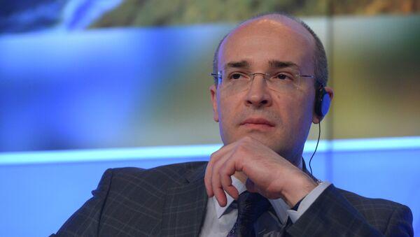Andréi Kondrashov, autor del documental Crimea, el camino a la Patria - Sputnik Mundo