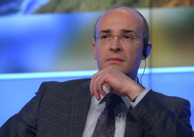 Andréi Kondrashov, autor del documental Crimea, el camino a la Patria