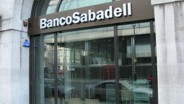 Banco Sabadell - Sputnik Mundo