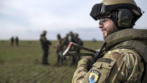 Fuerzas ucranianas - Sputnik Mundo