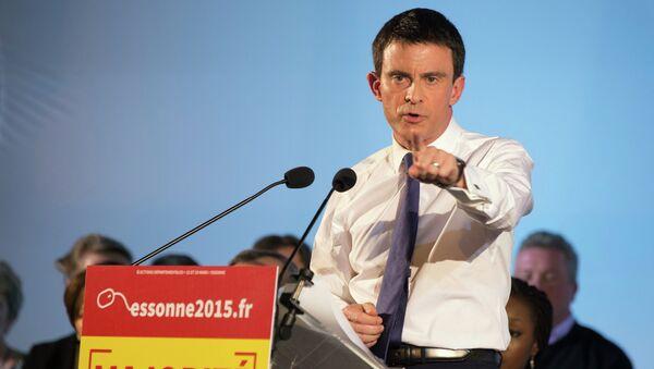 Manuel Valls, ex primer ministro de Francia (archivo) - Sputnik Mundo
